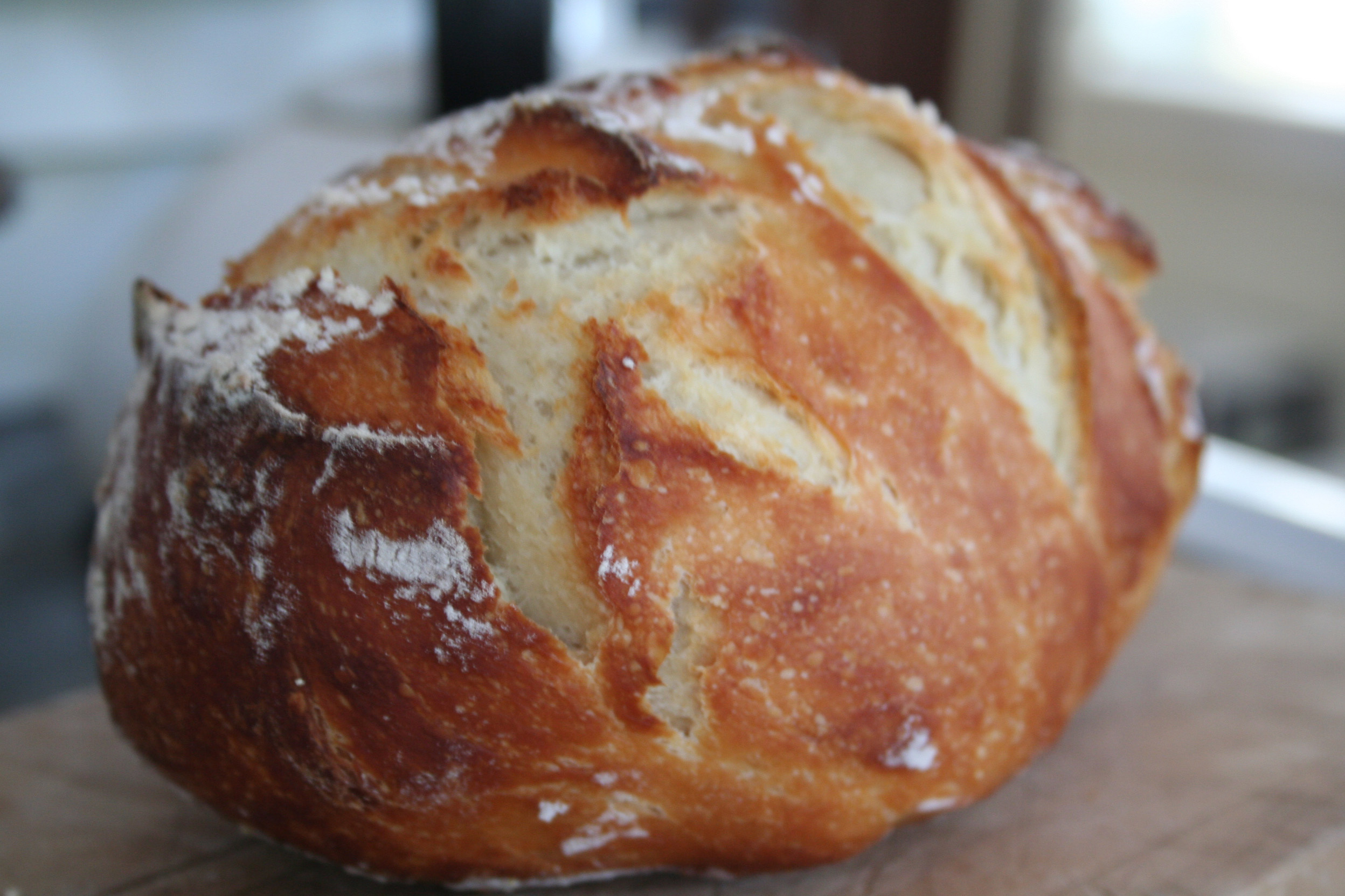 home baked bread Learn everything you need to know about baking bread, all in one place from gluten and yeast to enriched doughs, foodal's got you covered read more now.