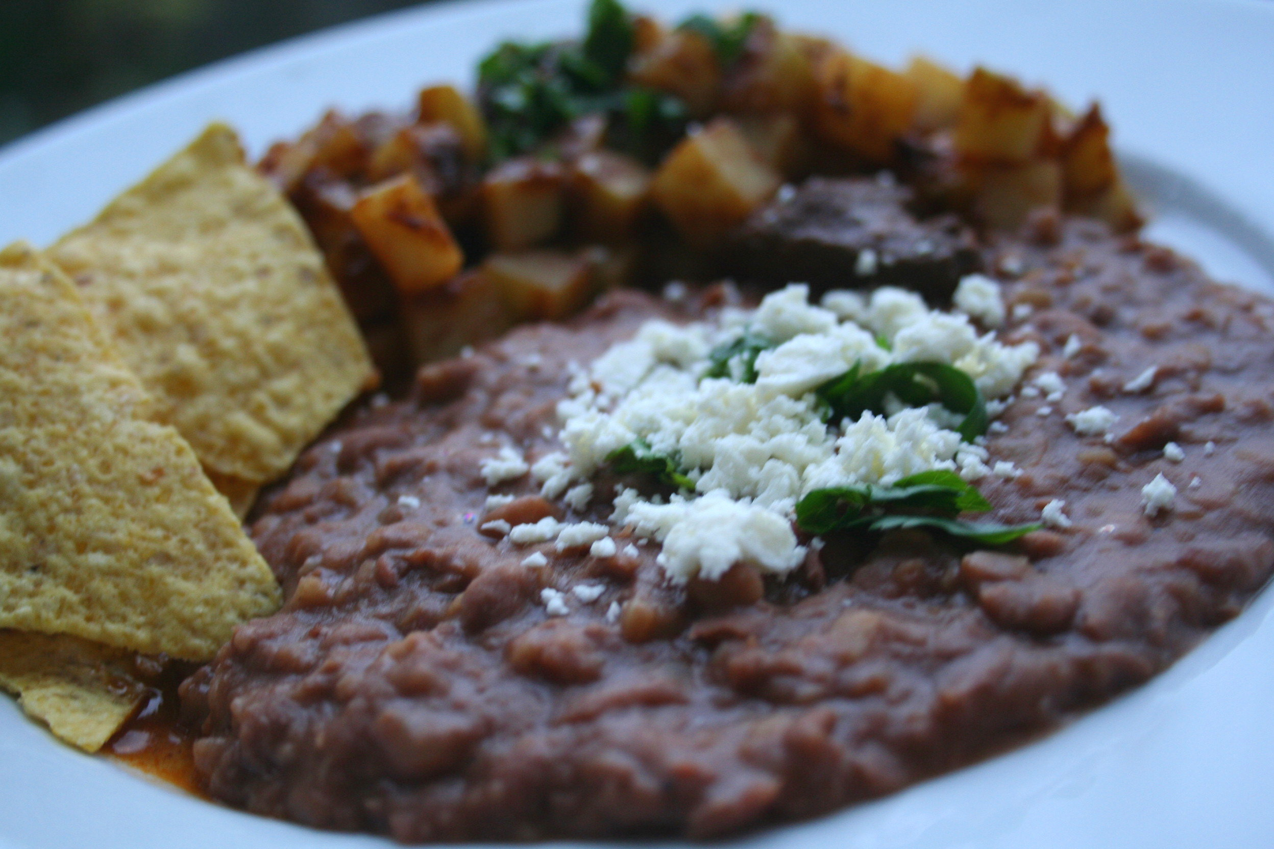 Frijoles Refritos Eat Local Northwest